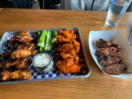 Wing Review: Belt Line Brewery & Kitchen